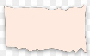 Ripped Paper - Paper Rectangle Font PNG