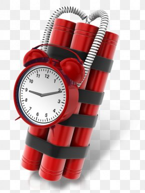 Time Bomb - Time Bomb Explosion Clip Art PNG