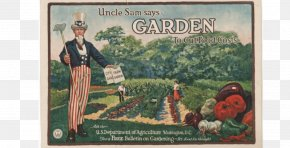 United States - First World War Victory Garden Second World War United States PNG