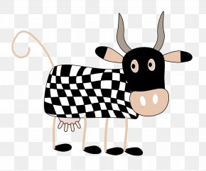 Purple Cow Cliparts - Cattle Visual Effects Clip Art PNG