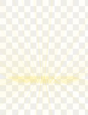 Gold Light Effect Material - Lighting Ray Sunlight PNG