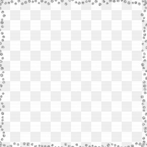 Silver Frame - Silver PNG
