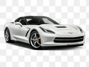 Corvette Stingray - Sports Car 2018 Chevrolet Corvette Corvette Stingray Sport Utility Vehicle PNG