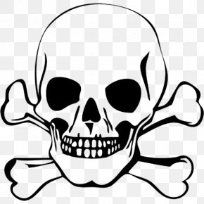 Skull And Crossbones Drawing Coloring Book Death Human Skull PNG
