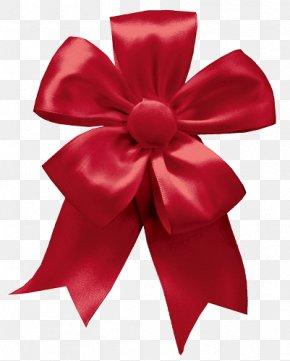 Ribbon - Ribbon Christmas Gift Wrapping Clip Art PNG