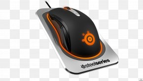 Mouse - Twisted Metal: Black Computer Mouse SteelSeries Wireless Video Game PNG