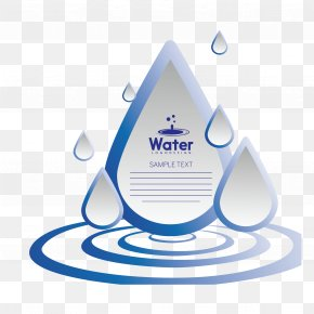 Vector Water Drop Information Map - 3D Computer Graphics Drop Icon PNG