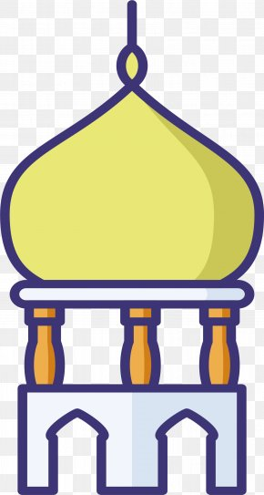 Islamic Style Architecture - Islamic Architecture Islamism Clip Art PNG
