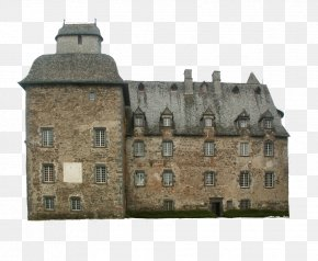 Classical European-style Castle - Europe Middle Ages Castle Medieval Architecture Building PNG