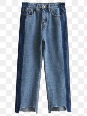 Jeans - Mom Jeans Denim Pants Fashion PNG
