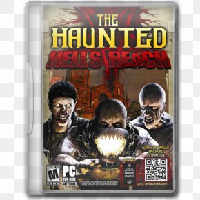 The Haunted Hells Reach - Action Film Action Figure Pc Game PNG