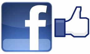 Facebook Application Cliparts - Facebook Like Button Clip Art PNG