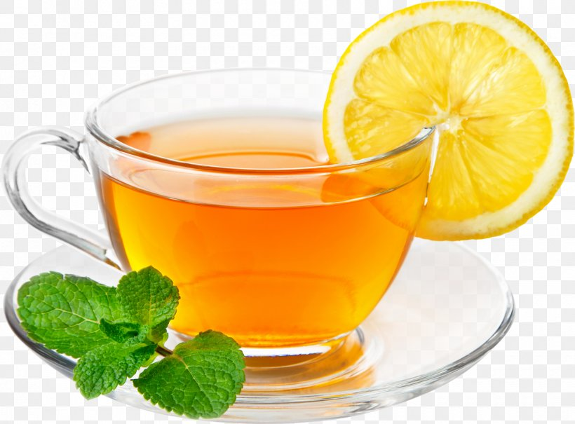 Green Tea Coffee Iced Tea Lemon, PNG, 1800x1329px, Tea, Citric Acid, Cocktail Garnish, Coffee, Coffee Cup Download Free