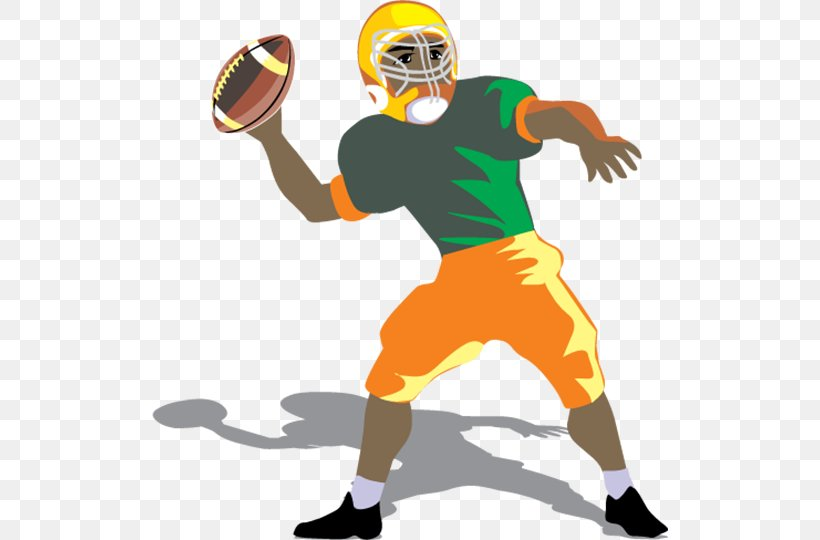 Quarterback American Football Sport Football Player Clip Art Png 518x540px Quarterback American Football American Football Player