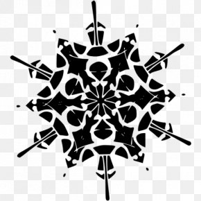 Design - Rotational Symmetry Black And White Software Design Pattern Pattern PNG