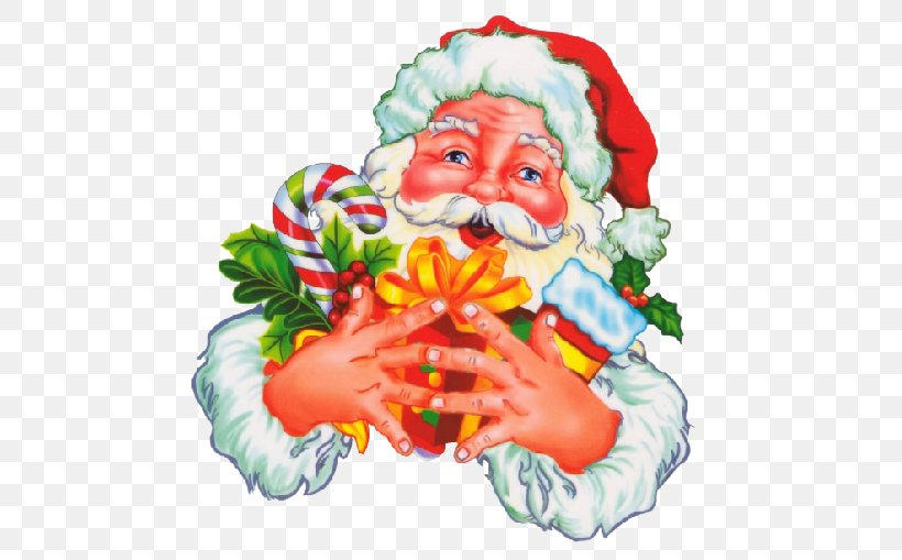 Santa Claus Clip Art Christmas Day Image GIF, PNG, 500x509px, Santa Claus, Christmas, Christmas Day, Christmas Ornament, Fictional Character Download Free