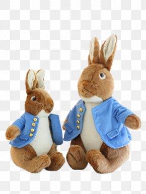 Peter Rabbit Doll Stuffed Toy Rabbit - The Tale Of Peter Rabbit Stuffed Toy PNG