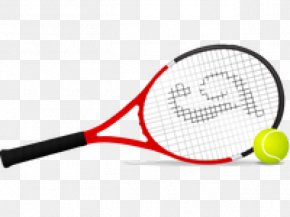 Individual Sports Badminton - Badminton Cartoon PNG