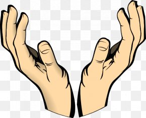 Closed Hand Cliparts - Praying Hands Clip Art PNG