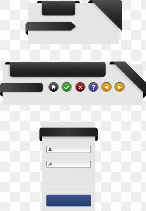 Simple Interface Design - User Interface PNG