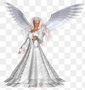Beautiful Female Angel Clipart - Angel Clip Art PNG