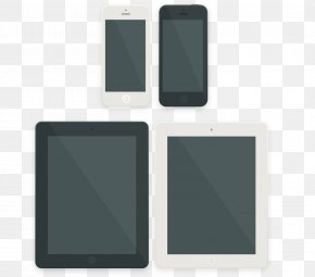 Apple Tablet Phone Psd Material - Electronics Gadget Pattern PNG