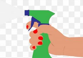 SPRAY - Spray Bottle Aerosol Spray Clip Art PNG