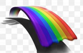 Rainbow Bridge Rainbow Aesthetic Exquisite Shadow - Rainbow Bridge Rainbow Bridge PNG