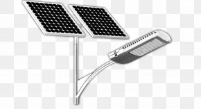 Streetlight - Solar Street Light Solar Energy LED Street Light PNG