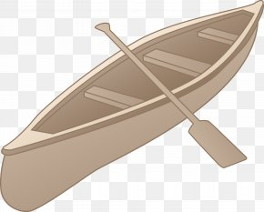 People Canoeing Cliparts - Canoe Camping Kayak Clip Art PNG