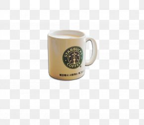Starbucks Coffee Cup - Espresso Coffee Cup Ceramic PNG