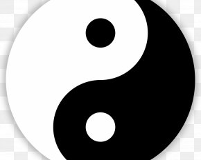 Symbol - Yin And Yang Taoism The Book Of Balance And Harmony Symbol Tao Te Ching PNG