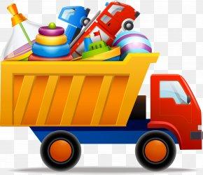 Toys - Model Car Toy Clip Art PNG