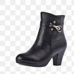 Women's Boots - Boot High-heeled Footwear Shoe PNG