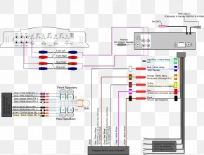 Car - Car Wiring Diagram Vehicle Audio Electrical Wires & Cable Audio Power Amplifier PNG