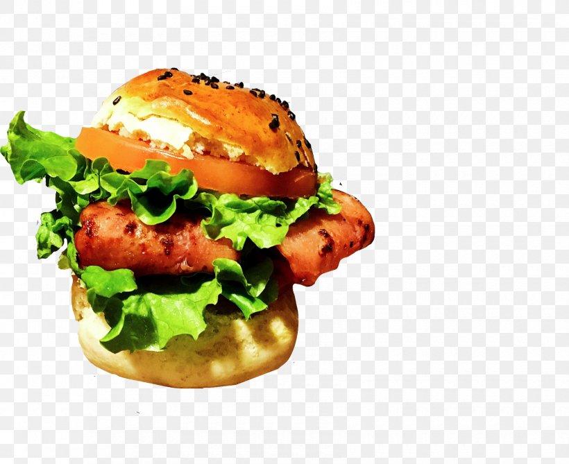 Hamburger Cheeseburger Bacon Buffalo Burger Salmon Burger, PNG, 1680x1371px, Hamburger, American Food, Bacon, Breakfast Sandwich, Buffalo Burger Download Free