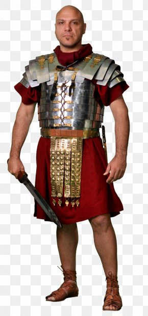 Roman - Ancient Rome Roman Empire Roman Army Legionary Soldier PNG