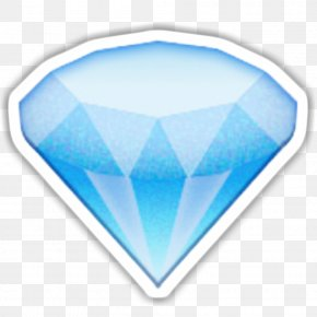 Emoji - Emoji Sticker Diamond Emoticon Smiley PNG