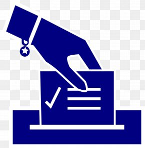 BALLOM - United States Presidential Election Ballot Voting Clip Art PNG