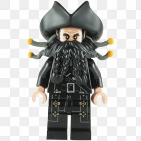 Pirates Of The Caribbean - Edward Teach Lego Pirates Of The Caribbean: The Video Game Davy Jones Queen Anne's Revenge PNG