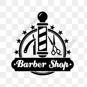 Barber Salon Logo Design Ideas - Barber Hairdresser Beauty Parlour Hairstyle Logo Design PNG