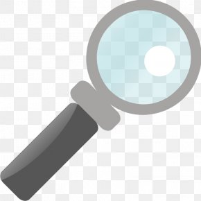 Search Magnifying Glass - Magnifying Glass Clip Art PNG