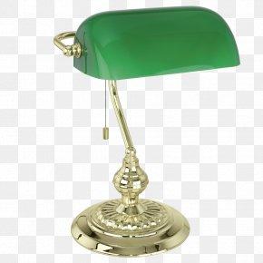 Light Lamp - Table Banker's Lamp Lighting Electric Light PNG