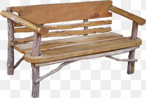 Chair - Bench Chair Furniture Clip Art PNG