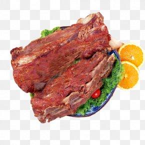 Smoked Pork Production - Sirloin Steak Spare Ribs Smoking Short Ribs Beef Tenderloin PNG