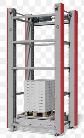 Pallet Fence - Conveyor System Pallet Vertical Conveyor Chain Conveyor Elevator PNG