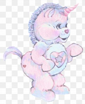 Animal Figure Sticker - Pink Cartoon Nose Stuffed Toy Sticker PNG