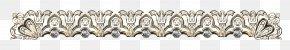 Royal - Silver Gold Clip Art PNG