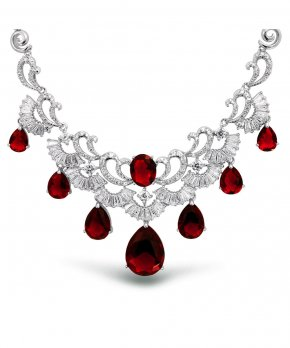 Jewelry - Earring Necklace Jewellery Masquerade Ball Dress PNG
