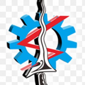 Line - Line Logo Electric Blue Clip Art PNG
